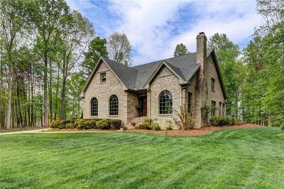 Reidsville Single Family Home For Sale: 221 E Plantation Circle