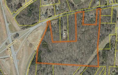 Guilford County Residential Lots & Land For Sale: 6535 Near Us Highway 158