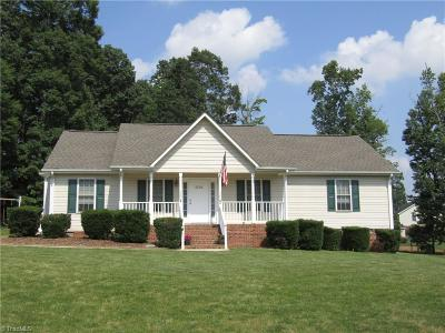 Single Family Home Sold: 8302 Busickwood Drive