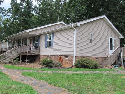 Caswell County Single Family Home For Sale: 245 Hines Ridge Road