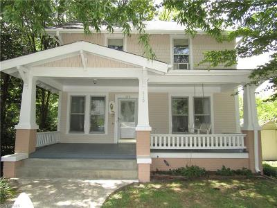 Single Family Home Sold: 610 S Mendenhall Street