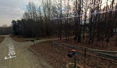 Reidsville Residential Lots & Land For Sale: 206 Fawnwood Road