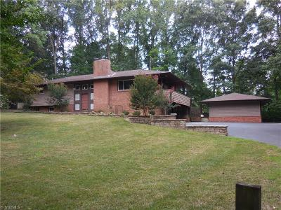 Greensboro Single Family Home Due Diligence Period: 2624 W Woodlyn Way