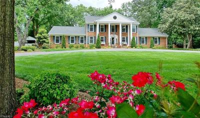 Bermuda Run Single Family Home For Sale: 1097 Riverbend Drive