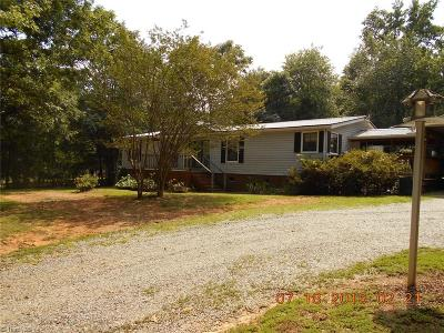 Manufactured Home Closed: 301 Keever Drive