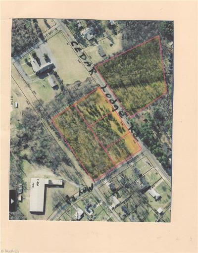 Residential Lots & Land Closed: Cedar Lodge Road