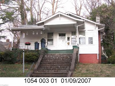 Single Family Home For Sale: 454 Lockland Avenue