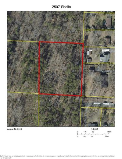 Greensboro Residential Lots & Land For Sale: 2504 Shelia Drive