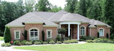 Greensboro NC Single Family Home For Sale: $769,900