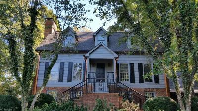 Summerfield Single Family Home For Sale: 7422 Strader Road