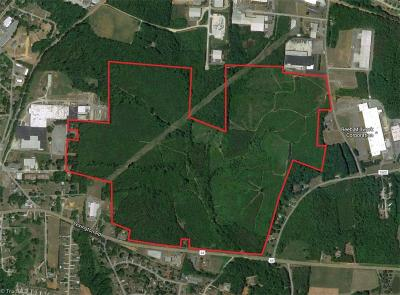 Davie County Residential Lots & Land For Sale: 0 E Lexington Road