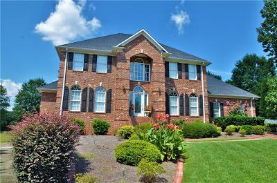 Advance Single Family Home For Sale: 156 Aviara Drive