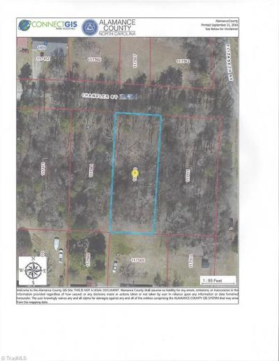 Alamance County Residential Lots & Land For Sale: Chandler Street