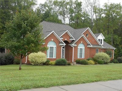 Alamance County Single Family Home For Sale: 357 Forest Lake Court