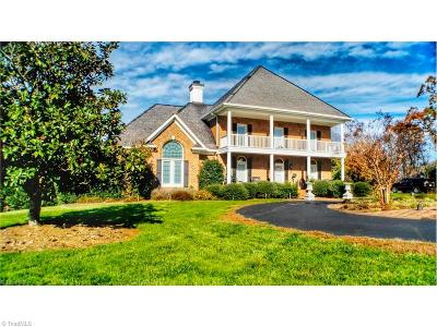 Rural Hall NC Single Family Home For Sale: $730,000
