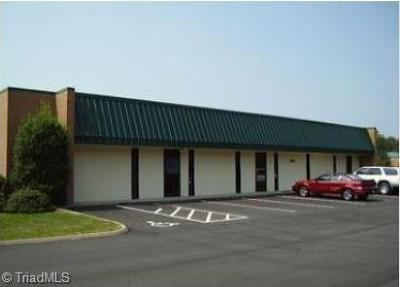 High Point Commercial For Sale: 1001 Phillips Avenue