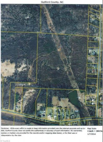 Guilford County Residential Lots & Land For Sale: 1227 Wiley Lewis Road
