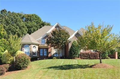 Winston Salem NC Single Family Home For Sale: $749,900