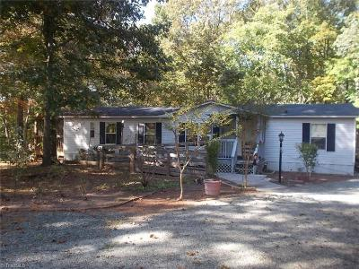 Manufactured Home Sold: 179 Woodsage Lane