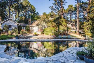 Pinehurst NC Single Family Home For Sale: $969,000