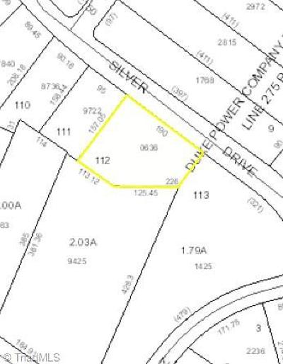 Winston Salem Residential Lots & Land For Sale: 181 Quick Silver Drive