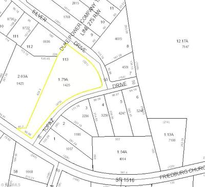 Winston Salem Residential Lots & Land For Sale: 145 Topaz Drive
