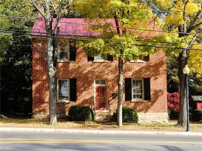 Mocksville Single Family Home For Sale: 284 S Main Street