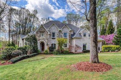 Guilford County Single Family Home For Sale: 5809 Henson Farm Road