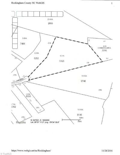 Reidsville Residential Lots & Land For Sale: Cart Drive