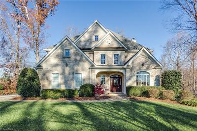 Summerfield NC Single Family Home For Sale: $724,500