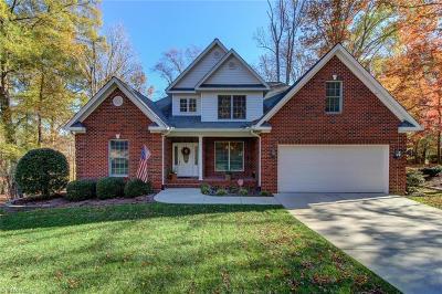 Rockingham County Single Family Home For Sale: 130 Oak Ridge Drive