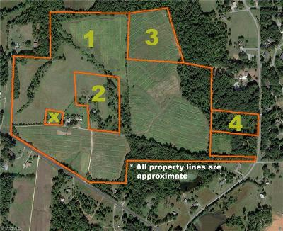 Residential Lots & Land For Sale: 5135 Liberty Road