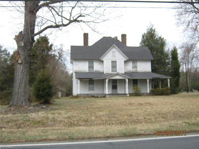 Gibsonville Single Family Home For Sale: 220 Nc Highway 100