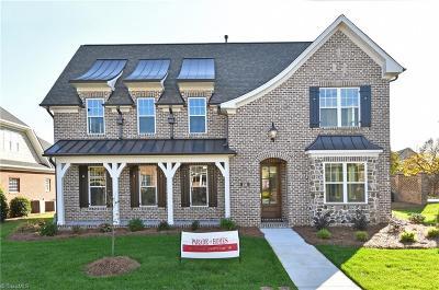 Advance Single Family Home For Sale: 136 Cedar Lane