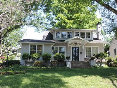 Emerywood Single Family Home For Sale: 522 W Parkway Avenue