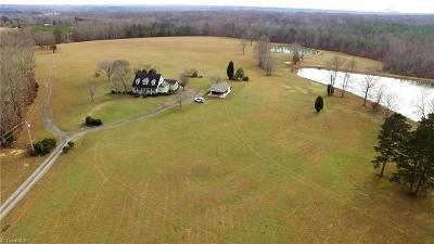 Walnut Cove NC Single Family Home For Sale: $750,000
