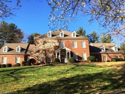 Mount Airy NC Single Family Home For Sale: $950,000