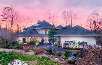 Winston Salem NC Single Family Home For Sale: $899,900