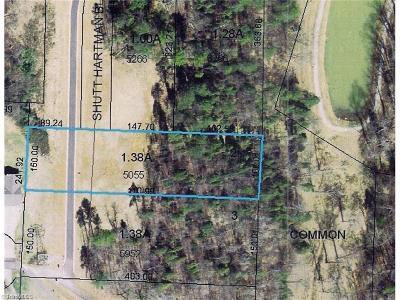 Clemmons Residential Lots & Land For Sale: 335 Shutt Hartman Boulevard
