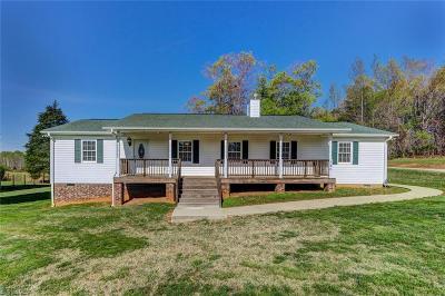 Rockingham County Single Family Home For Sale: 140 Slaydon Road