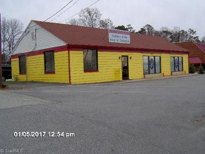 Greensboro Commercial For Sale: 5214 W Market Street