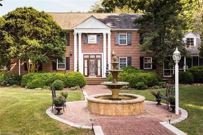 Walnut Cove NC Single Family Home For Sale: $779,000