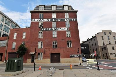 Winston Salem Condo/Townhouse For Sale: 401 4th Street #504