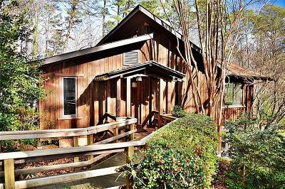 Winston Salem Single Family Home For Sale: 4269 Stonehenge Lane