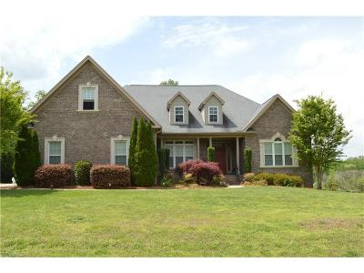 Rockingham County Single Family Home For Sale: 351 Morning Glory Road