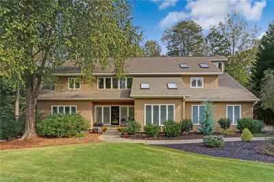 Greensboro Single Family Home For Sale: 5406 Century Oaks Drive