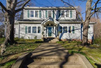 High Point Single Family Home For Sale: 602 Colonial Drive
