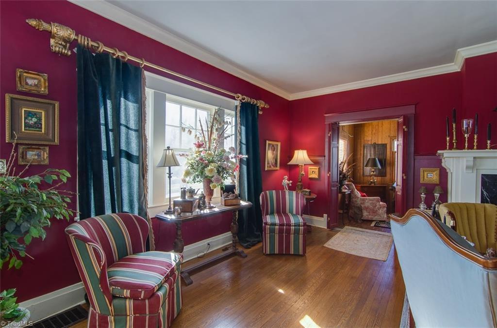 Listing: 602 Colonial Drive, High Point, NC.| MLS# 819178 | Pamela Godfrey  | 336 971 1814 | Winston Salem NC Homes For Sale