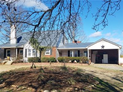 Hamptonville NC Single Family Home For Sale: $725,000