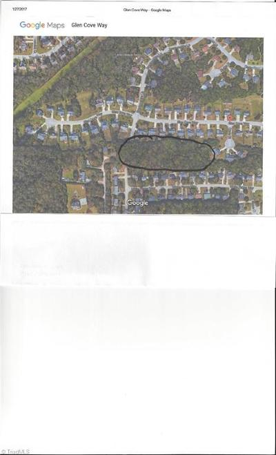 High Point Residential Lots & Land For Sale: 4024 Guarad Court